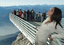 Ausflugziel Dachteingletscher