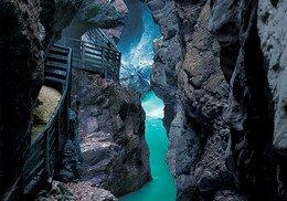 Eine der Schönsten und längsten Klamm in den Alpen